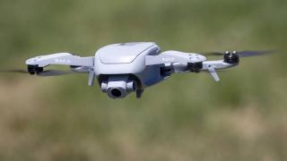 Mikro insansız hava aracı 'Saka' kanatlandı