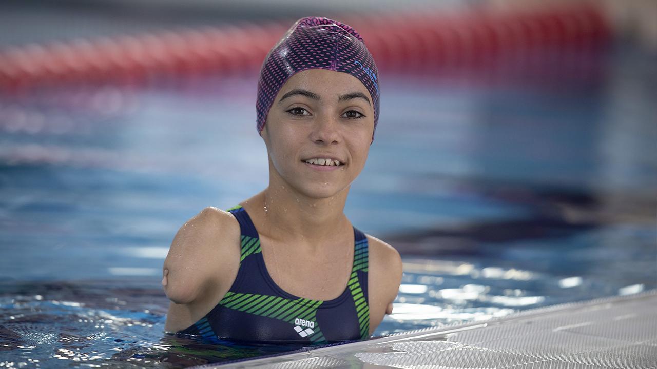 Milli yüzücü Sevilay Öztürk Avrupa ikincisi oldu