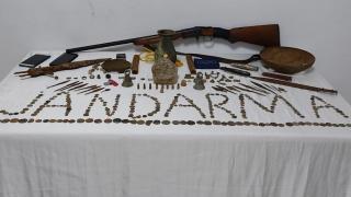 Adana'da tarihi eser kaçakçılığı: 1 gözaltı
