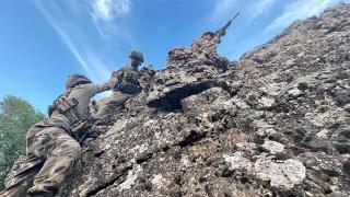 Mehmetçik, Irak'ın kuzeyini teröristlere dar ediyor