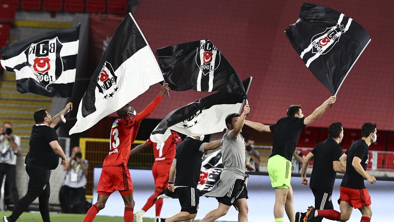 59. Türkiye Kupası Beşiktaş'ın