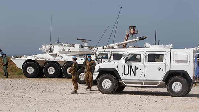 UNIFIL, İsrail sınırında devriyelerini arttırdı