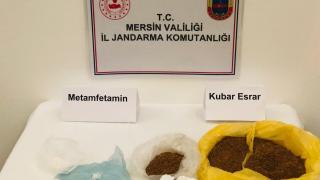 Mersin'de uyuşturucu operasyonları: 8 gözaltı