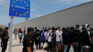 Fas göçmenleri İspanya'ya karşı kullanıyor mu?