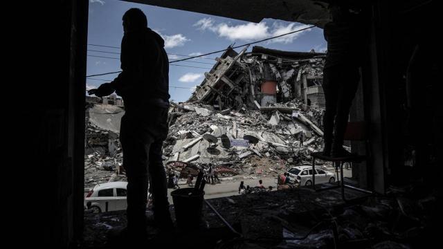 Gazzenin yeniden imarı: Mısır ile Hamas arasında görüşmeler sürüyor