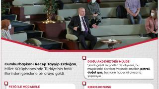 Cumhurbaşkanı Erdoğan: Yakında FETÖ takımından da önemli bir isim açıklayacağız