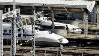 Japonya'da hızlı tren 1 dakika gecikti: Şirket halktan özür diledi