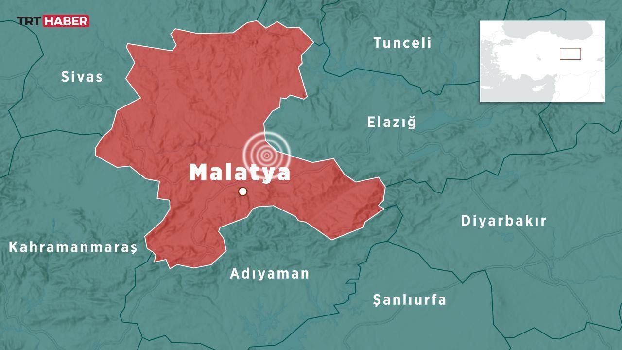 Deprem Malatya