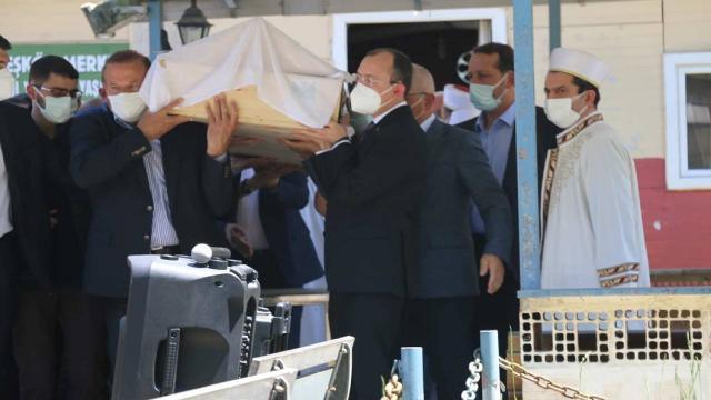 Ticaret Bakanı Mehmet Muşun acı kaybı