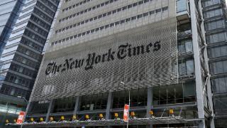 Trump yönetiminin, NYT muhabirlerinin telefon kayıtlarını toplattığı ortaya çıktı