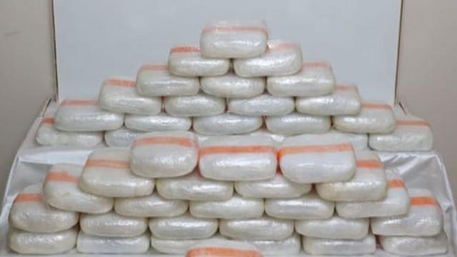 TSK, son 10 yılda 10 tondan fazla uyuşturucu ele geçirdi