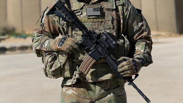 Irak ordusu açıkladı: ABD muharebe güçlerini ülkeden çekmeye başladı