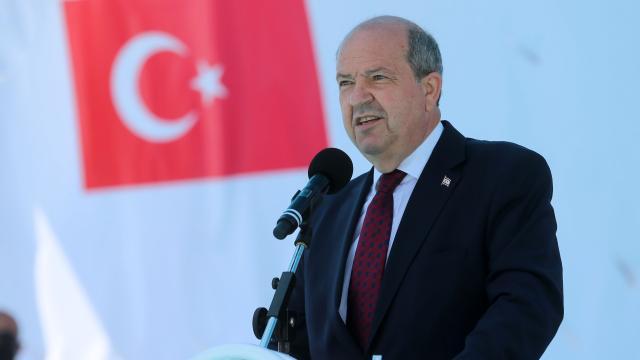 Ersin Tatar: Beklentimiz, gençlerin Doğu Akdenizdeki ulusal çıkarlarımızı korumasıdır