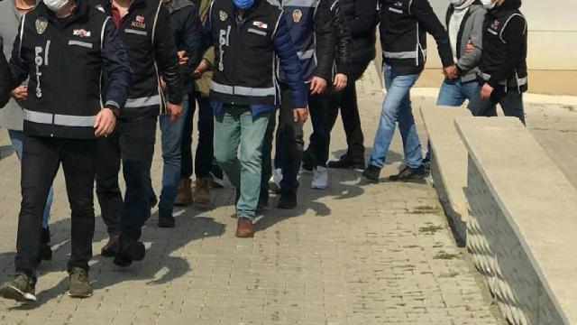 Yozgatta Suriyedeki terör gruplarıyla bağlantılı olduğu iddia edilen zanlı tutuklandı