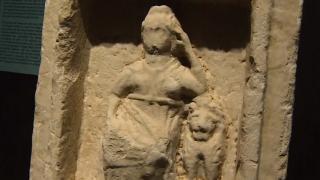 'Eşsiz eser' Kibele Sunağı müzede sergileniyor
