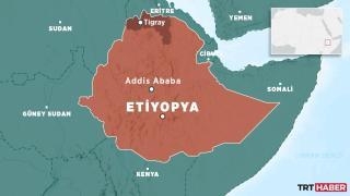 Etiyopya'dan Tigray Halk Kurtuluş Cephesi'ne hava saldırısı