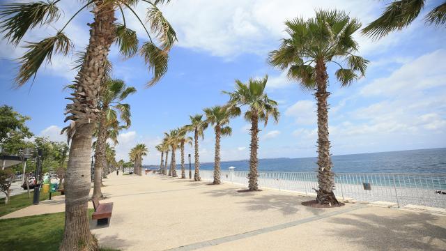 Antalyayı 4 ayda 129 ülkeden turist ziyaret etti