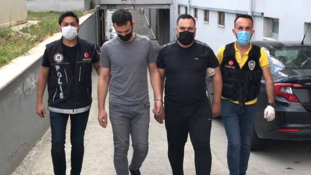 Adanada LPG tankında uyuşturucu ele geçirilen otomobildeki 2 zanlı tutuklandı