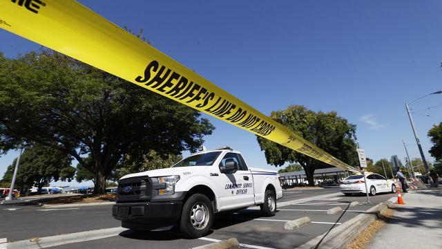 ABDde göstericilerin üzerine araç sürüldü: 1 ölü, 3 yaralı