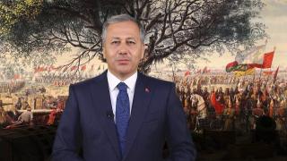 İstanbul Valisi Yerlikaya'dan 568. yıl dönümü kutlaması