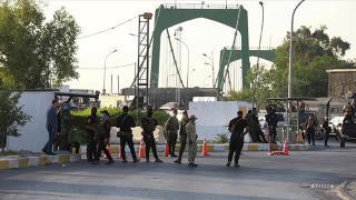 Bağdat'ta Haşdi Şabi'nin Yeşil Bölge'yi kuşatması sürüyor