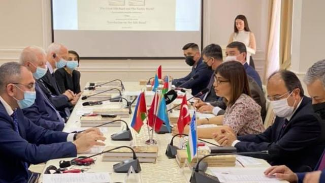 Uluslararası 'Büyük İpek Yolu ve Türk Dünyası' konferansı gerçekleştirildi - Son Dakika Haberleri