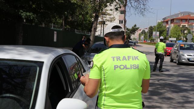 Antalyada kısıtlamada 341 kişiye ceza kesildi