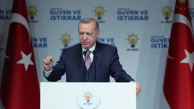 Cumhurbaşkanı Erdoğan: Darbeci zihniyet aynı şekilde varlığını sürdürüyor