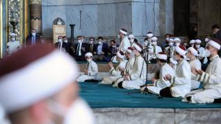 Cumhurbaşkanı Erdoğan, hafızlık öğrencilerinin icazet törenine katıldı