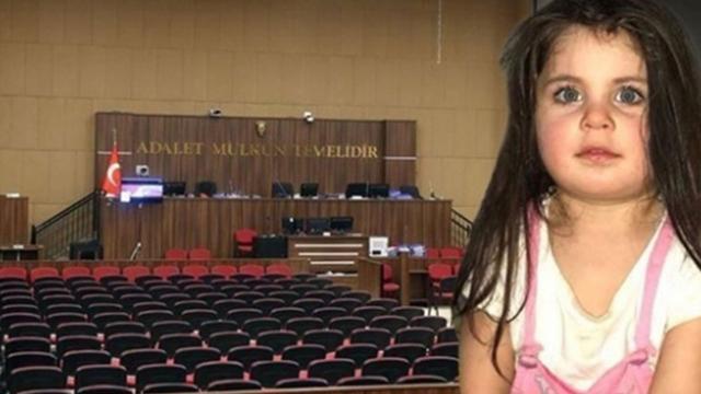 Minik Leyla cinayeti davasının sanıkları hakim karşısında