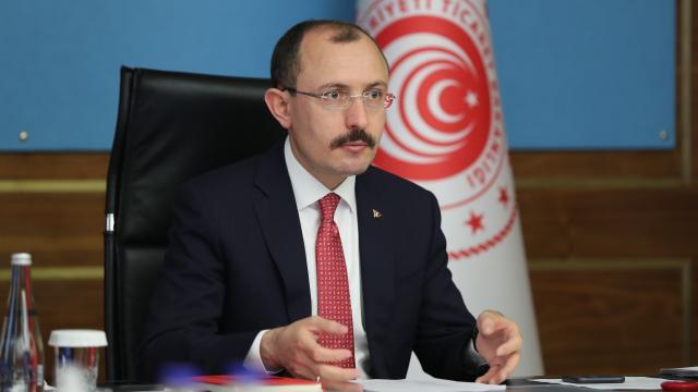 Ticaret Bakanı Muş: İş dünyası gelecekten umutlu