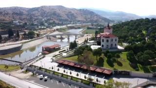 Merhum başbakan Adnan Menderes doğduğu köyde unutulmadı