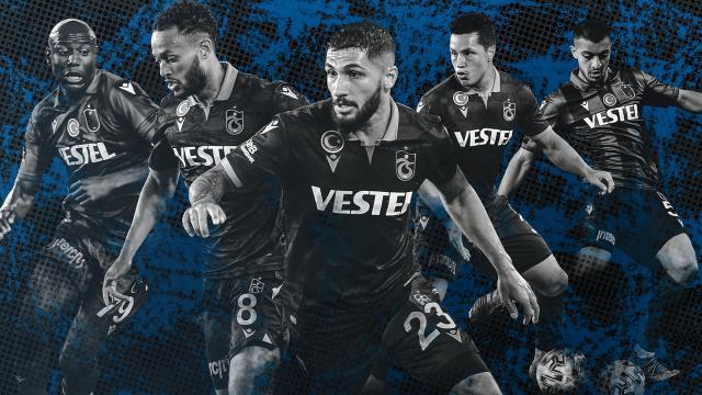 Trabzonsporda 5 oyuncu ile yollar ayırıldı