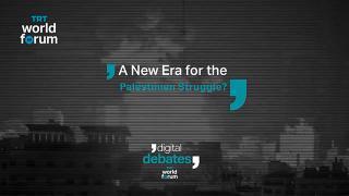TRT World Forum'da İsrail'in Filistinlilere zulmü ve ateşkes ele alındı