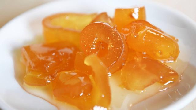 Antalyanın turunç ve bergamot kabuğu reçelleri tescillendi