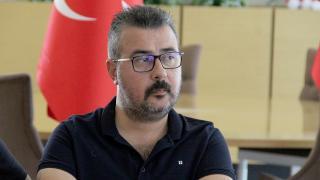 Antalyaspor'da yeni Başkan Aziz Çetin