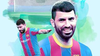 Barcelona Sergio Agüero'yu transfer etti