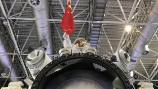 Çin, kendi uzay istasyonunda insanlı görev başlatacak