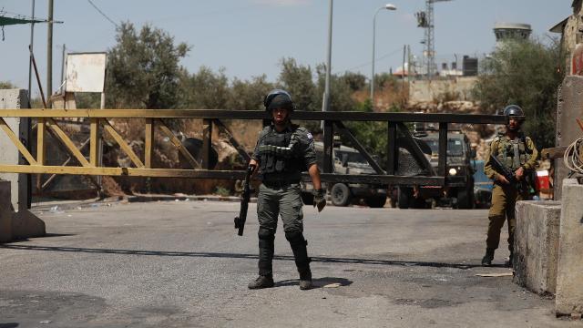 İsrail güçleri 6 Filistinliyi yaraladı