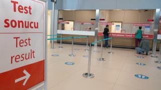 İstanbul Havalimanı'nda PCR sonuçları hızlıca yolculara ulaştırılıyor