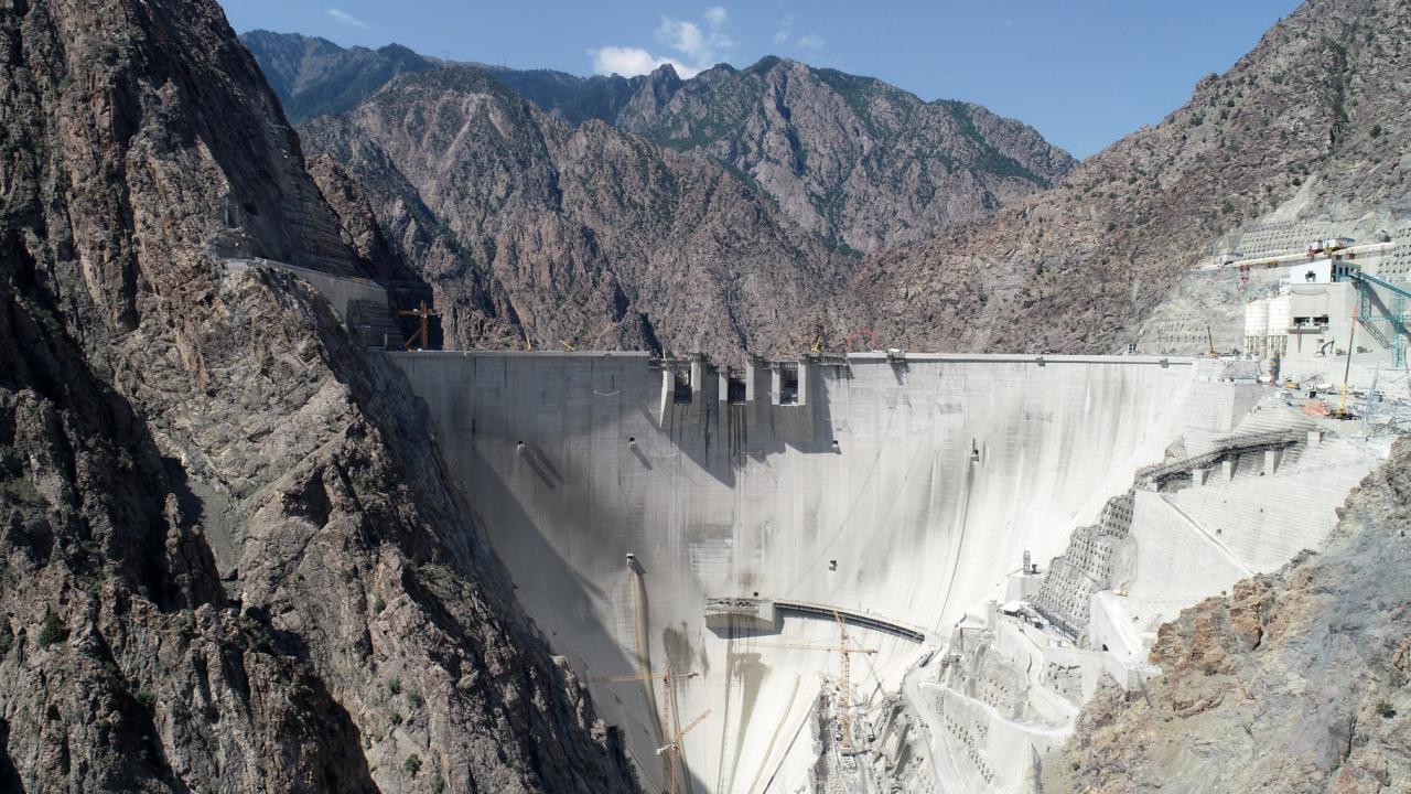 Yusufeli Barajı'nda sona doğru: 2 milyar liralık katkı sağlayacak