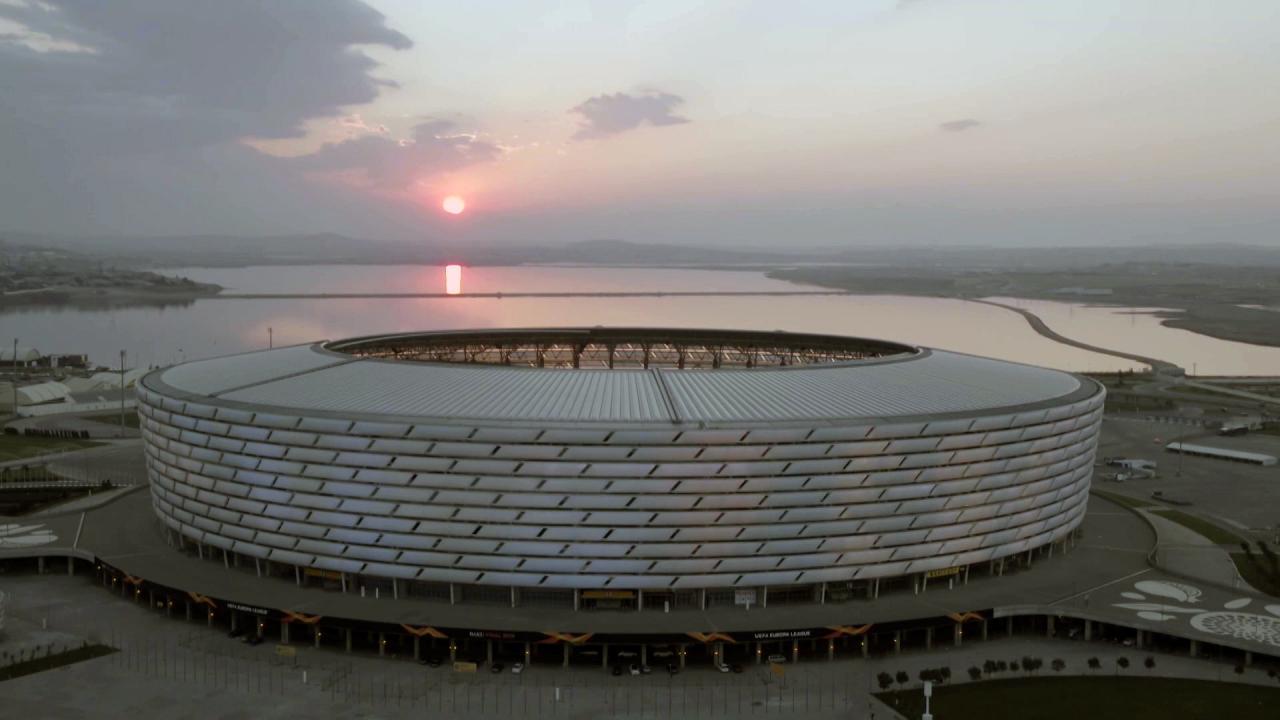 Bakü | Olimpiyat Stadyumu
