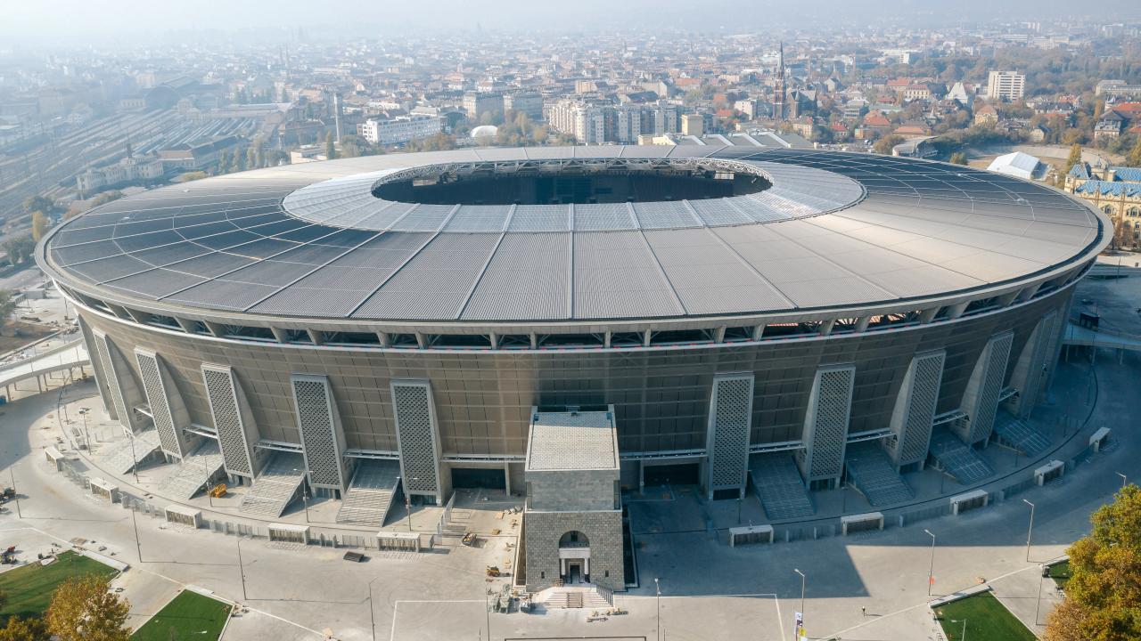 Budapeşte | Ferenc Puskas Stadyumu