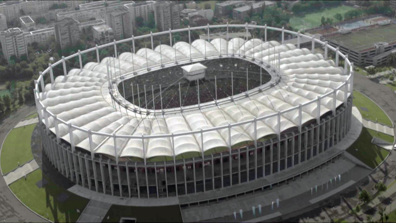 Bükreş | Ulusal Arena
