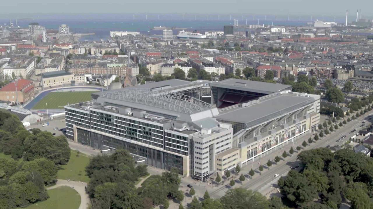 Kopenhag | Parken Stadyumu