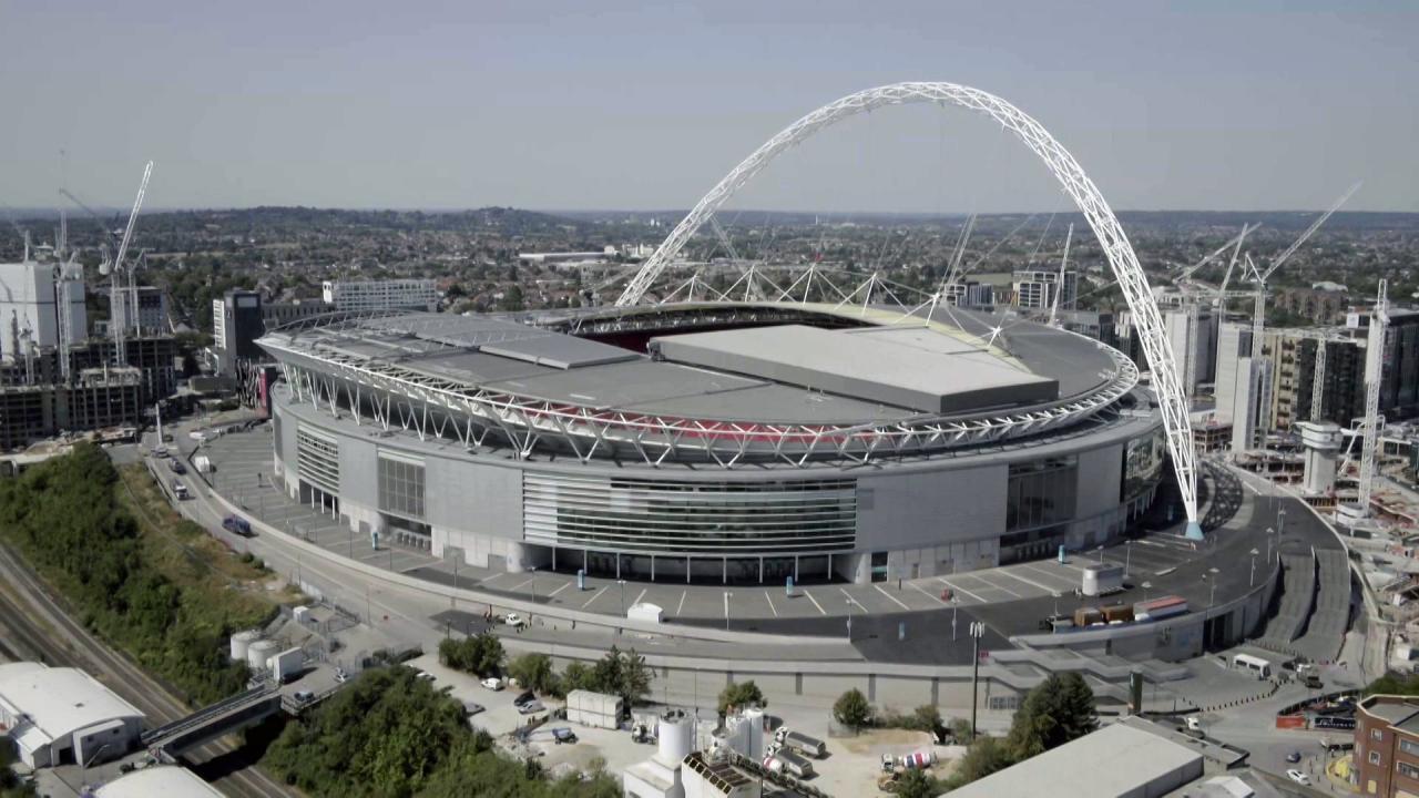 Londra | Wembley Stadyumu