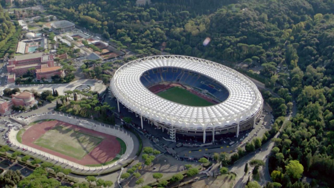 Roma | Olimpiyat Stadyumu