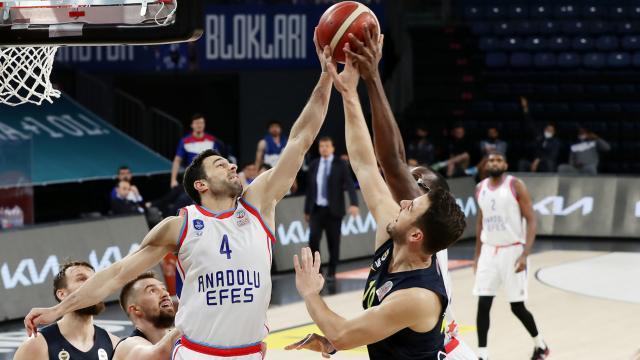 Fenerbahçe ve Anadolu Efes THY Avrupa Liginde mücadele edecek