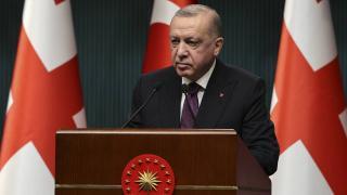 Cumhurbaşkanı Erdoğan: Türkiye'yi terör örgütlerinin tasallutundan kurtardık