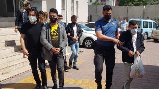 Kayseri'de aranan 15 kişi yakalandı